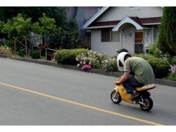 not a sick bike